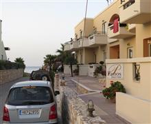 Panos Beach - Platanias, Grčka